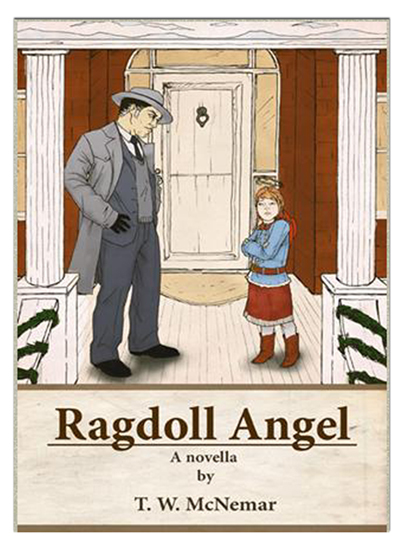 Ragdoll Angel, by T. W. McNemar
