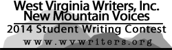 WV                                                            Writers 2014                                                            New Mountain                                                            Voices Contest                                                            Form